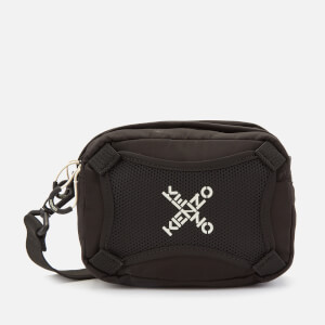 KENZO Men's Sport Cross Body Bag - Black