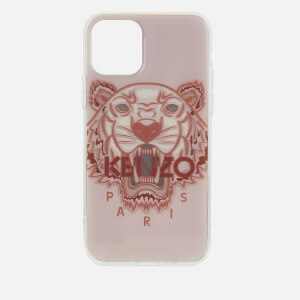KENZO iPhone 11 Pro 3D Tiger Phone Case - Pastel Pink