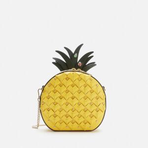Kate Spade New York Women's Pineapple Cross Body Bag - Light Bulb