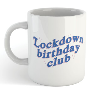 Birthday Club Mug