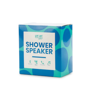 WotNot Creations Bluetooth Shower Speaker