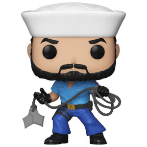 Figura Funko Pop! - Joe Shipwreck (G.I. Joe) - Juguetes Retro: Hasbro
