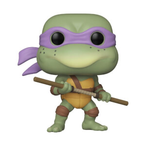 Figurine Pop! Donatello - Les Tortues Ninja