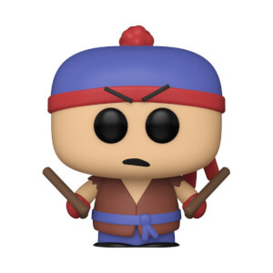 Figurine Pop! Shadow Hachi Stan - South Park