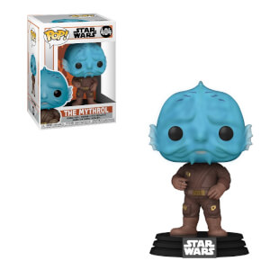 The Mandalorian Star Wars Disney Mythrol Funko Pop! Vinyl