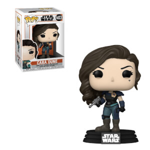 Star Wars The Mandalorian Cara Dune Pop! Vinyl