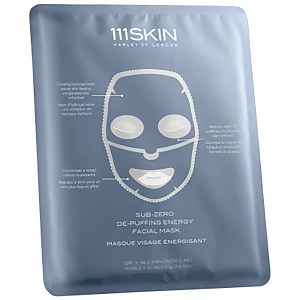 111SKIN Sub Zero De-Puffing Energy Mask Single 30ml