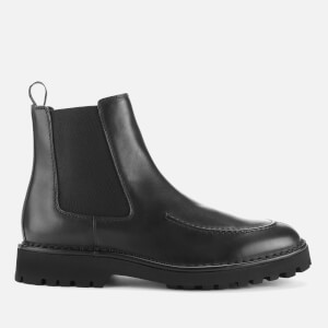KENZO Men's Mount Leather Chelsea Boots - Black
