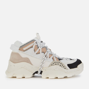 KENZO Women's Inka Chunky Trainers - Pale Grey