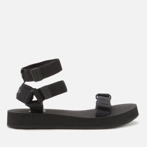 KENZO Women's Papaya Sandals - Black