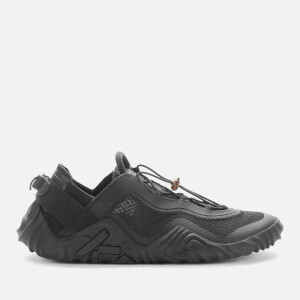 KENZO Women's Wave Low Top Trainers - Black