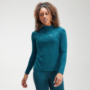 MP Women's Performance 1/4 Zip Top - Deep Lake