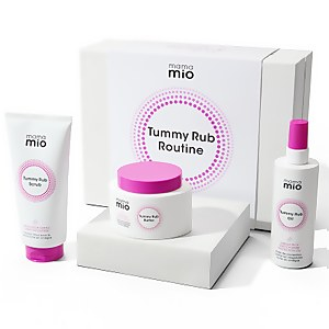 Mama Mio Tummy Rub Routine Bundle (Worth £63.00)