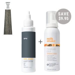 milk_shake Conditioning Direct Hair Colour Kit - Grey