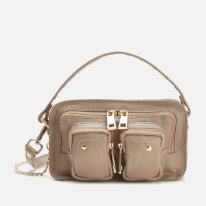 Núnoo Women's Helena Deluxe Cross Body Bag - Taupe
