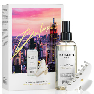 Balmain Limited Edition Summer Night Essentials Set