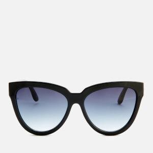 Le Specs Women's Liar Lair Sunglasses - Black Smoke