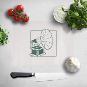 Music Player Chopping Board