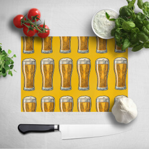 Beers Chopping Board