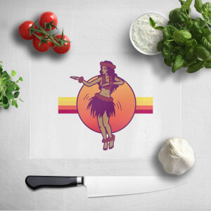 Hula Dance Chopping Board