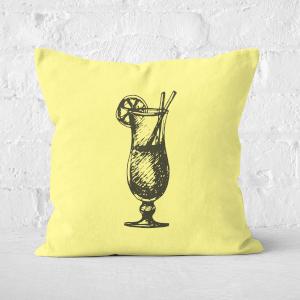 Cocktail Square Cushion