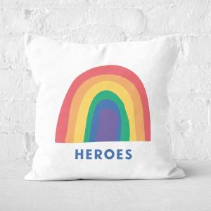 Heroes Square Cushion