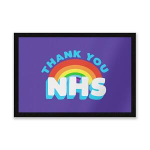 Thank You NHS Entrance Mat