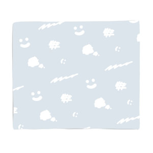 Scribbler Fleece Blanket