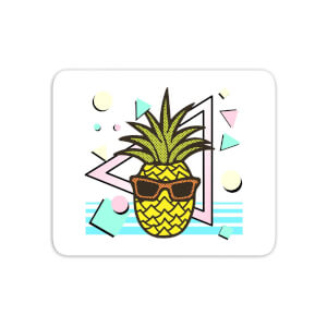 Summer Pineapple Mouse Mat