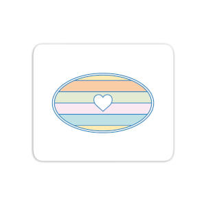 One Love Mouse Mat