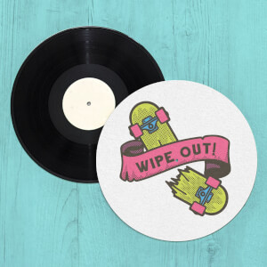 Wipe Out! Slip Mat