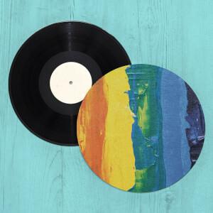 Acrylic Rainbow Slip Mat