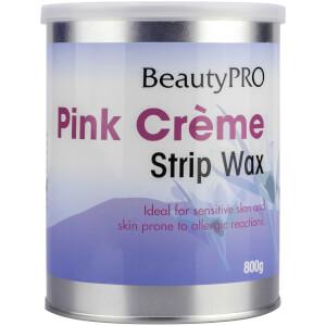 BeautyPro Pink Crème Strip Wax 800g