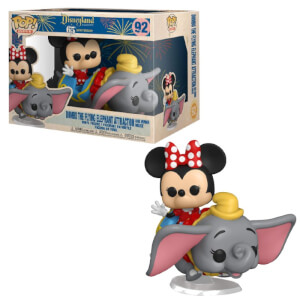 Disney 65 Flying Dumbo Ride with Minnie Funko Pop! Ride