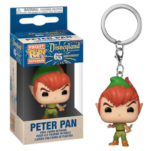 Disney 65 Peter Pan New Pose Funko Pop! Keychain