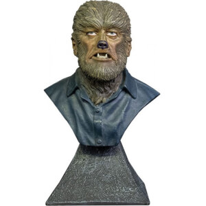 Trick or Treat Studios Universal Monsters Mini Bust The Wolf Man 15 cm