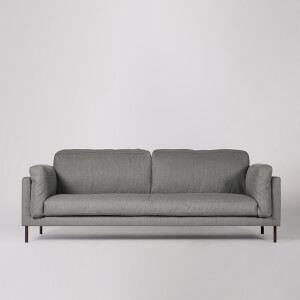 Swoon Munich House Weave 3 Seater Sofa