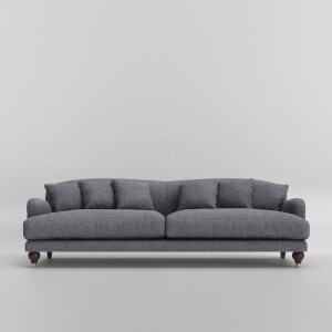 Swoon Holton Smart Wool 3 Seater Sofa