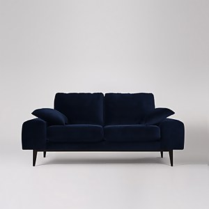 Swoon Tulum Velvet 2 Seater Sofa