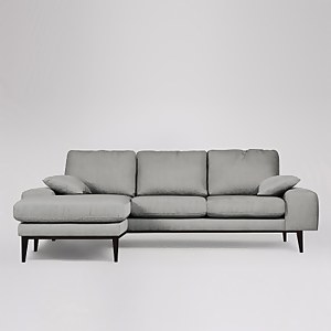 Swoon Tulum House Weave Corner Sofa - Left Hand Side
