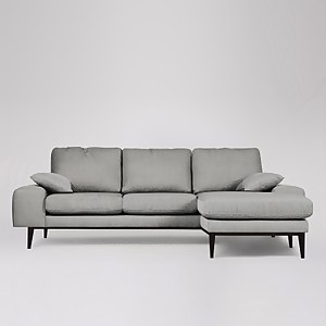 Swoon Tulum House Weave Corner Sofa - Right Hand Side