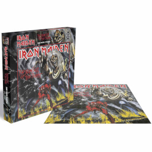 Iron Maiden The Number of the Beast (500 Piece Jigsaw Puzzle)