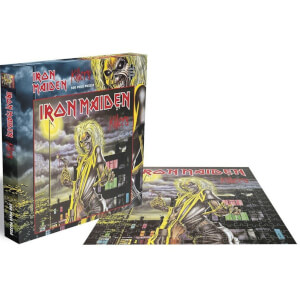 Iron Maiden Killers (500 Piece Jigsaw Puzzle)