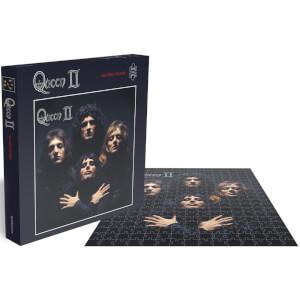 Queen Queen II (500 Piece Jigsaw Puzzle)