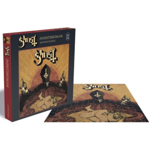 Ghost Infestissumam (500 Piece Jigsaw Puzzle)