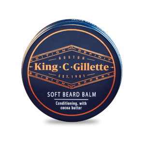 King C. Gillette Bartbalsam (100ml)
