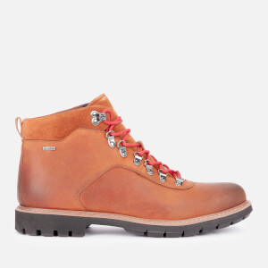 Clarks Men's Batcombe Goretex Hiking Style Boots - Tan