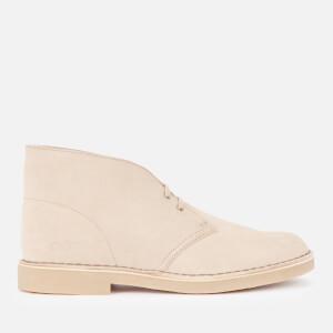 Clarks Men's Desert 2 Suede Boots - Sand