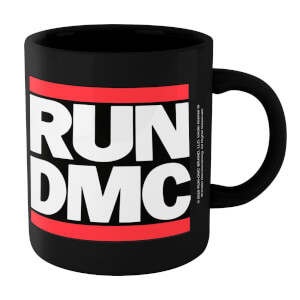 RUN DMC Mug - Black