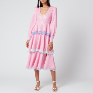 Olivia Rubin Women's Sacha Dress - Pink